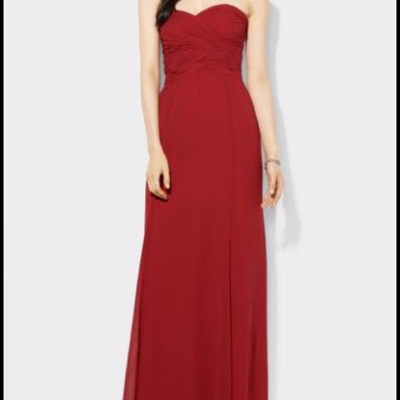 Lauren Ralph Lauren Dresses | Ralph Lauren Red Evening Dress | Poshmark
